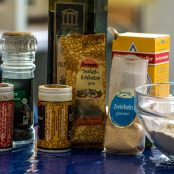How to make Seitan from wheat gluten!