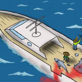 #5|270.000 tote Haie pro Tag - eine Ausrottung mit Folgen|