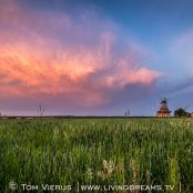 Holidays in northern Germany - Part #1 | Beautiful windmill photos in Mecklenburg-Pomerania