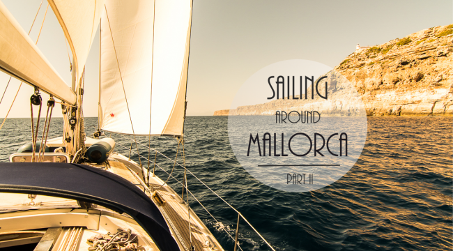 #2 Sailing in Mallorca, Spain