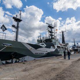 Sea Shepherd in Bremen | MV Bob Barker and MV Sam Simon