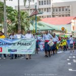 Global Climate March 2015 in Fiji  - Adressing Climate Change all around the world