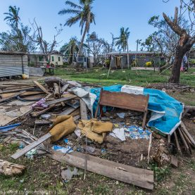 Cyclone Winston and the current situation in Fiji