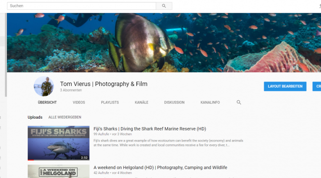 Tom Vierus | Photography & Film