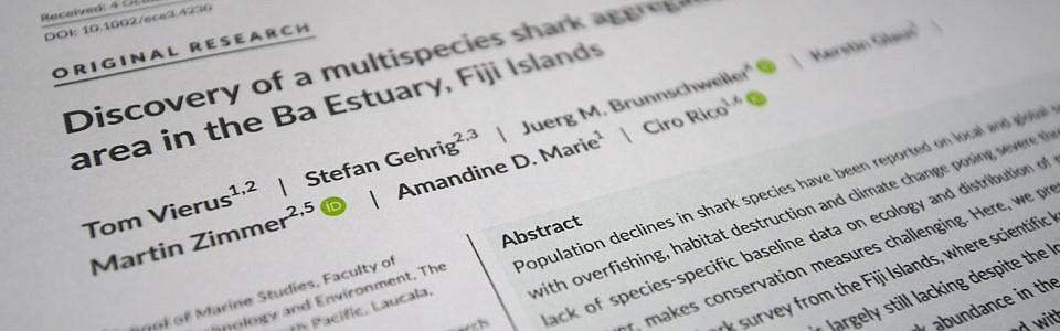 Vierus et al., Fiji, Ba, sharks
