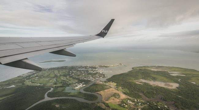 Pacific, Islands, Plane, Travel, Video