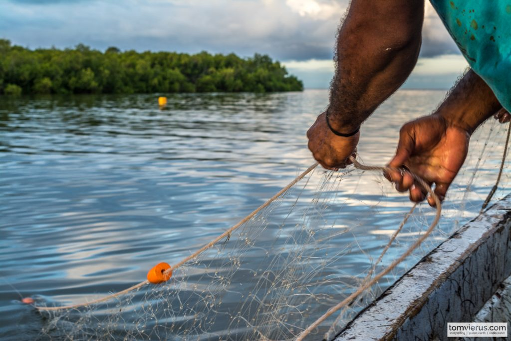 Fishing, Fisher, Fiji, Viti Levu