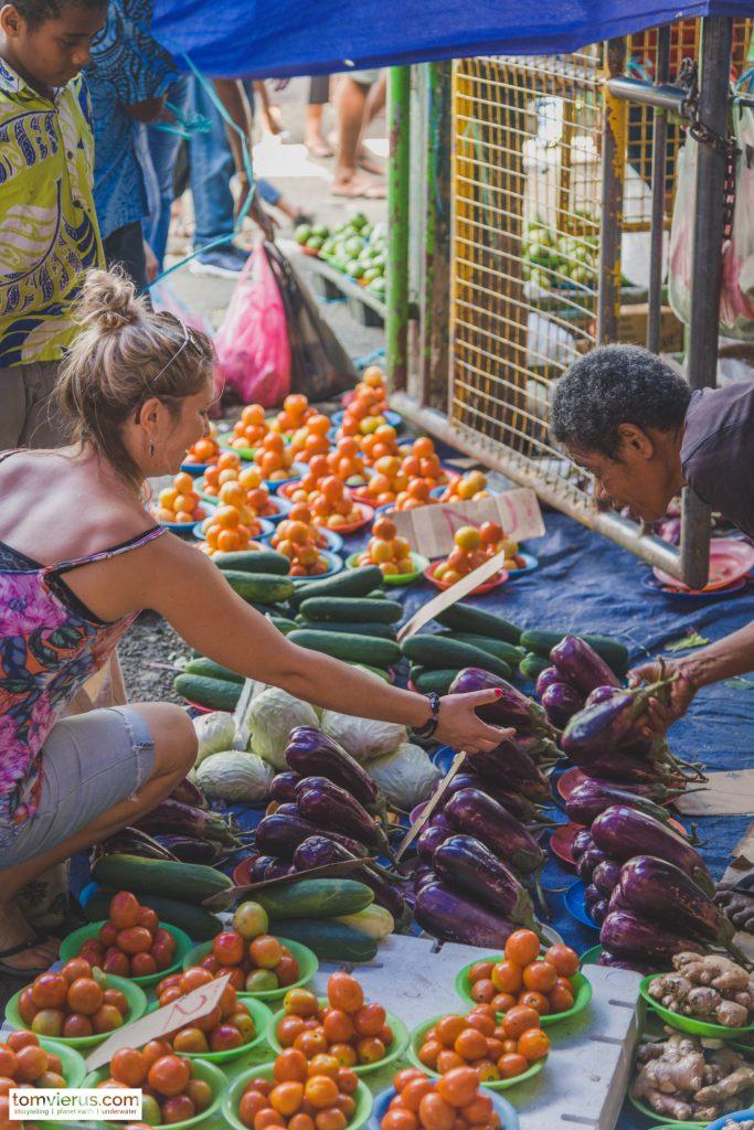 Fiji market, Organic, market, Suva, fruits