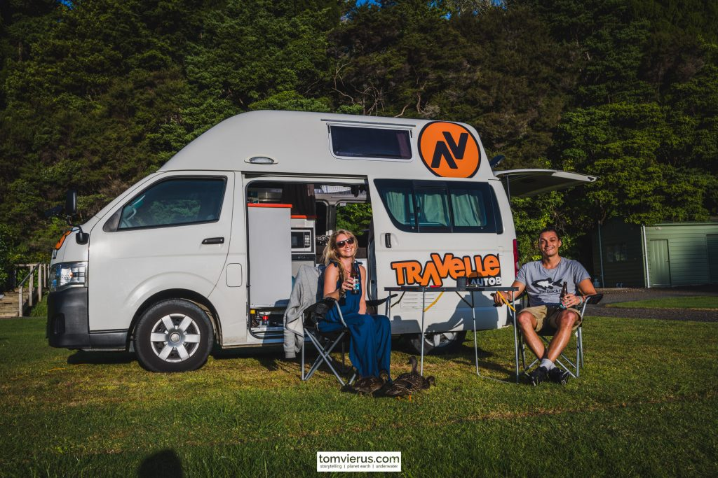 Travel, Tutukaka, Campervan, Photography, Adventure