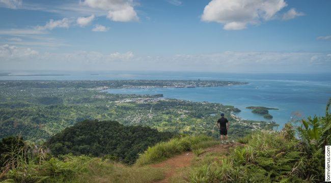 Climbing Mount Korobaba in Suva (with map)