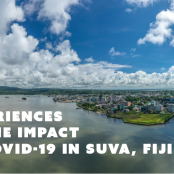 """We will overcome it"": Experiences of the impact of COVID-19 in Suva, Fiji"