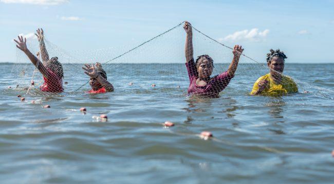 Fishing at Suva's foreshore, Fiji // Photo Essay