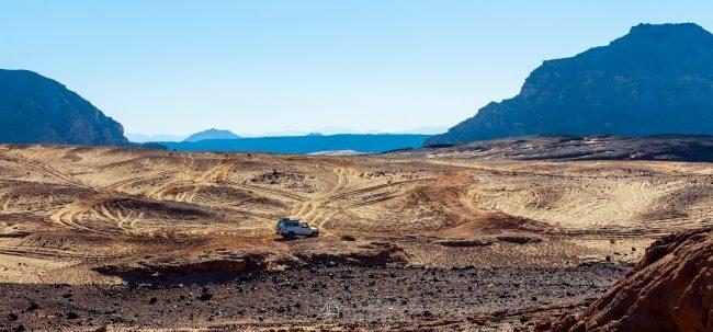 Nabq Desert, Area, Sinai, Dahab, Egypt