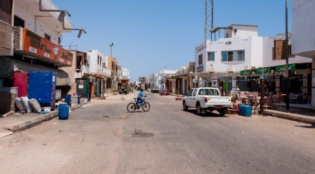 Mashraba in Dahab, Egypt, Africa